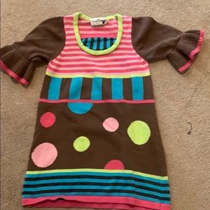 Rare editions sweater dress